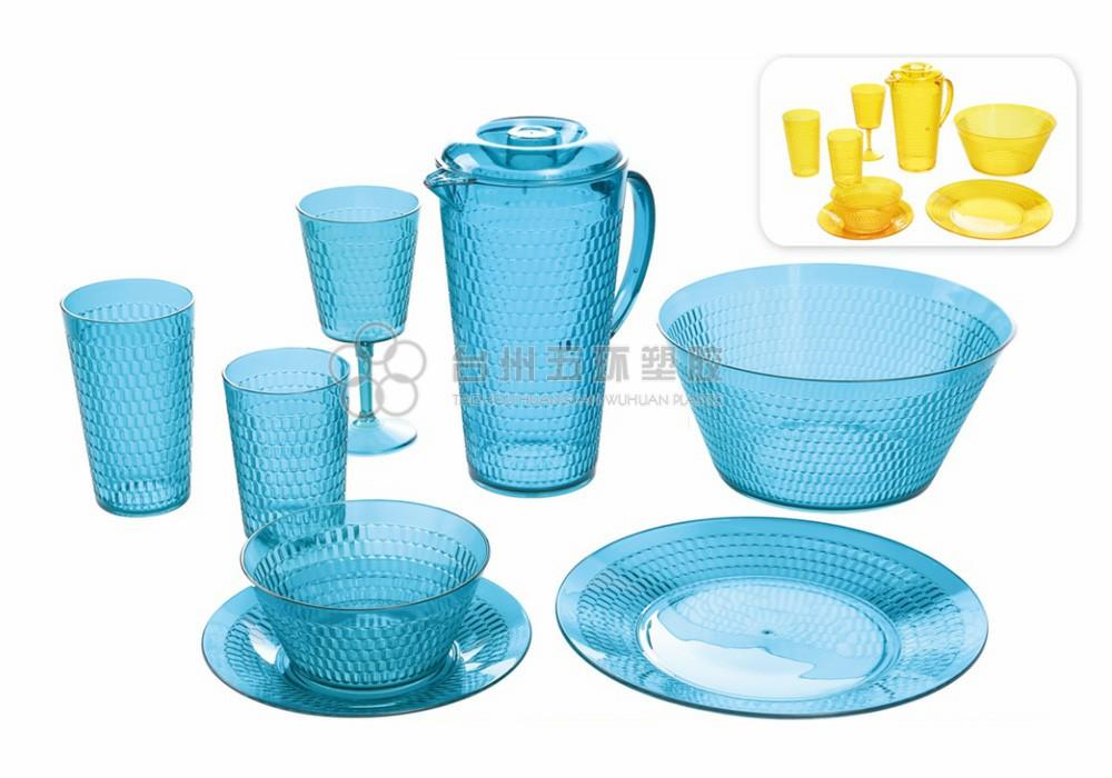 Set de picnic de plástico 001