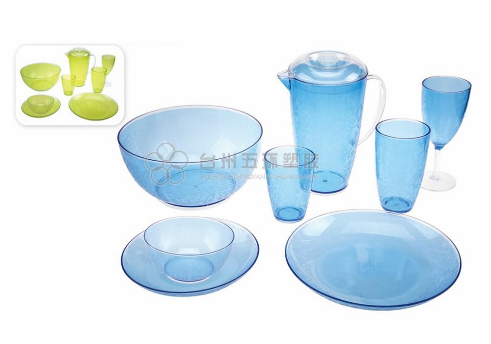 Set de picnic de plástico 003