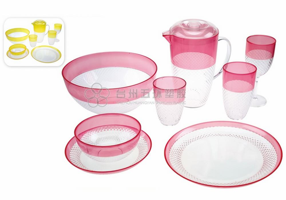 Set de picnic de plástico 005