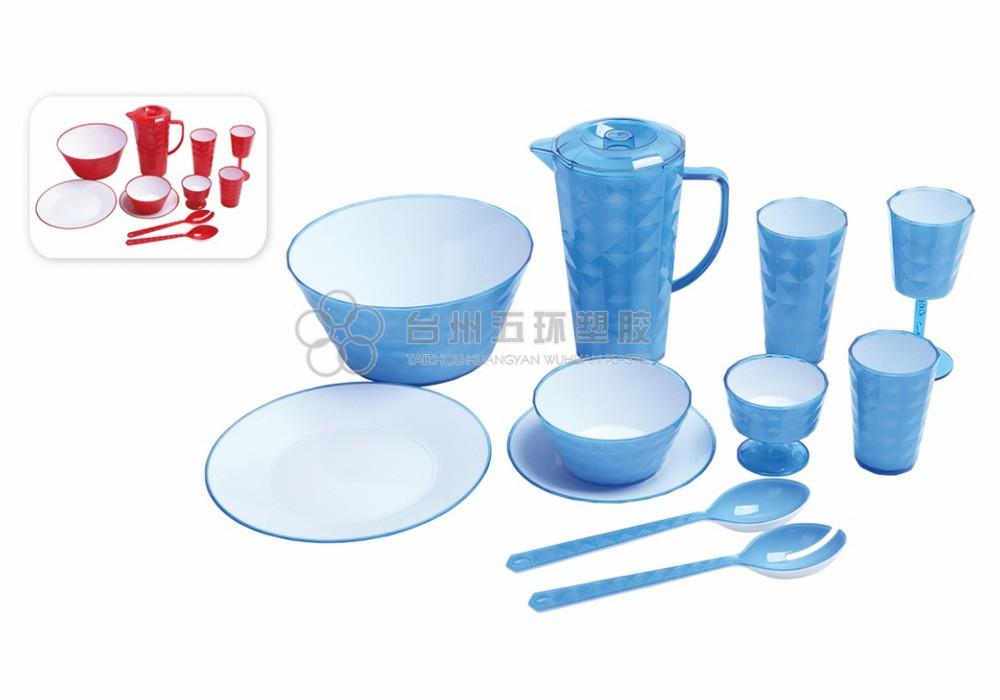 Set de picnic de plástico 006