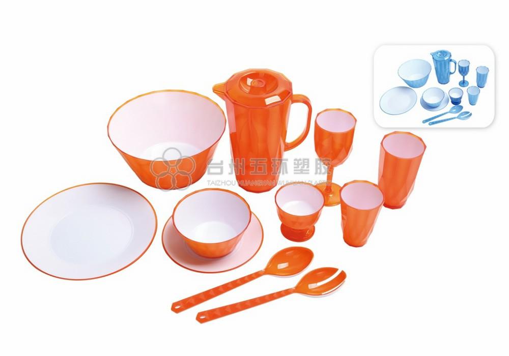 Set de picnic de plástico 008