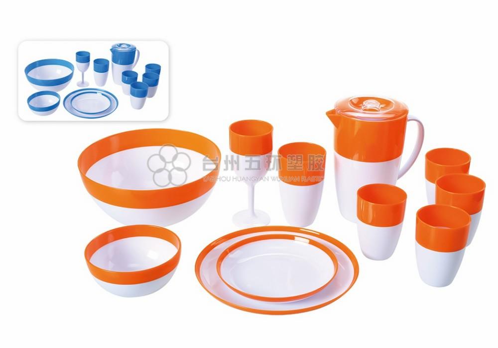 Set de picnic de plástico 010