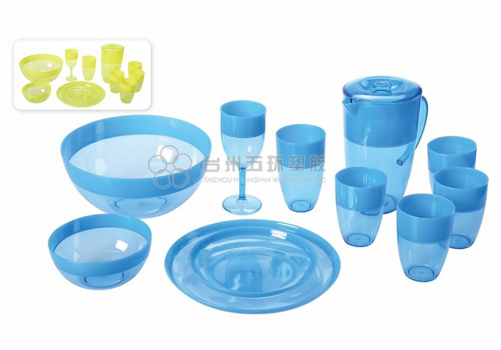 Set de picnic de plástico 011