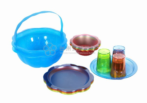 Serie de set de picnic 22pcs