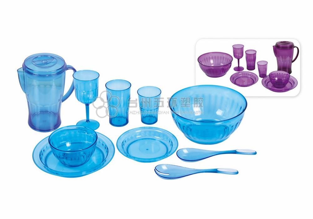Set de picnic de plástico 002