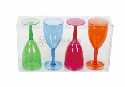 Serie de copas de vino 4pcs