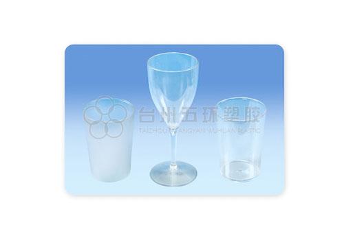 Serie de vasos
