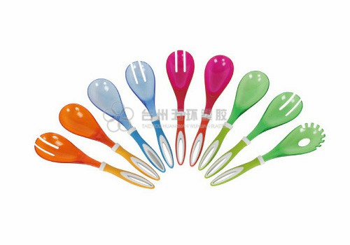 Set de tenedor y cuchara de ensalada